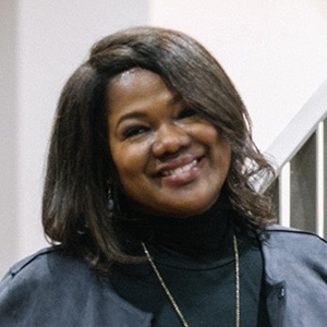Valaida Fullwood, Award inning author and thought leader.