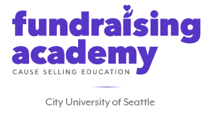 Fundraising Academy at City University of Seattle.