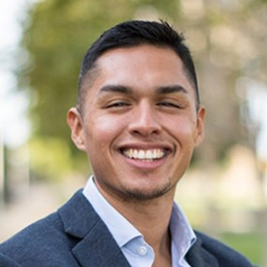Miguel Lopez, Prospect Research Analyst, The San Diego Foundation